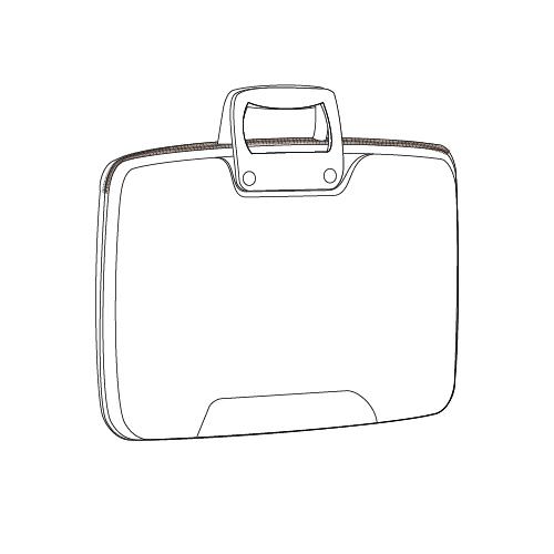 箱包系列之公文包设计展示