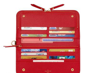 insolite钱包的结构及缝工亦展示