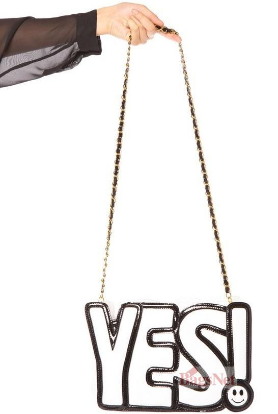 ysl创意链条肩包 随心情决定怎么背