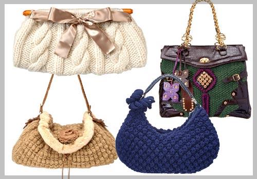 重点之一,不过毛线编织的包款却一跃成为06秋冬最出色的必备单品