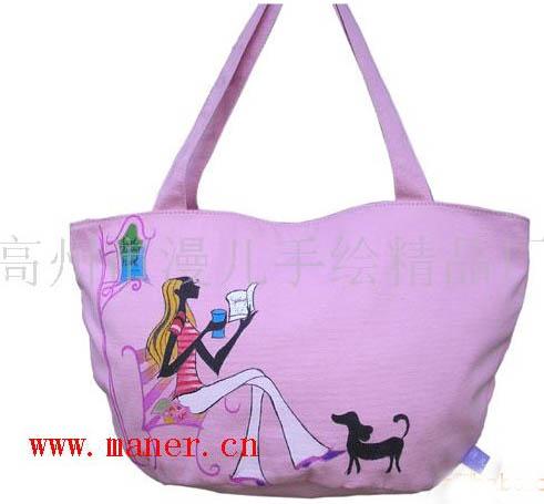 布包/时尚女包/手绘包包