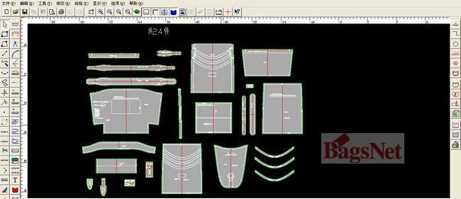 手袋出格师傅pdf_箱包手袋出格系统
